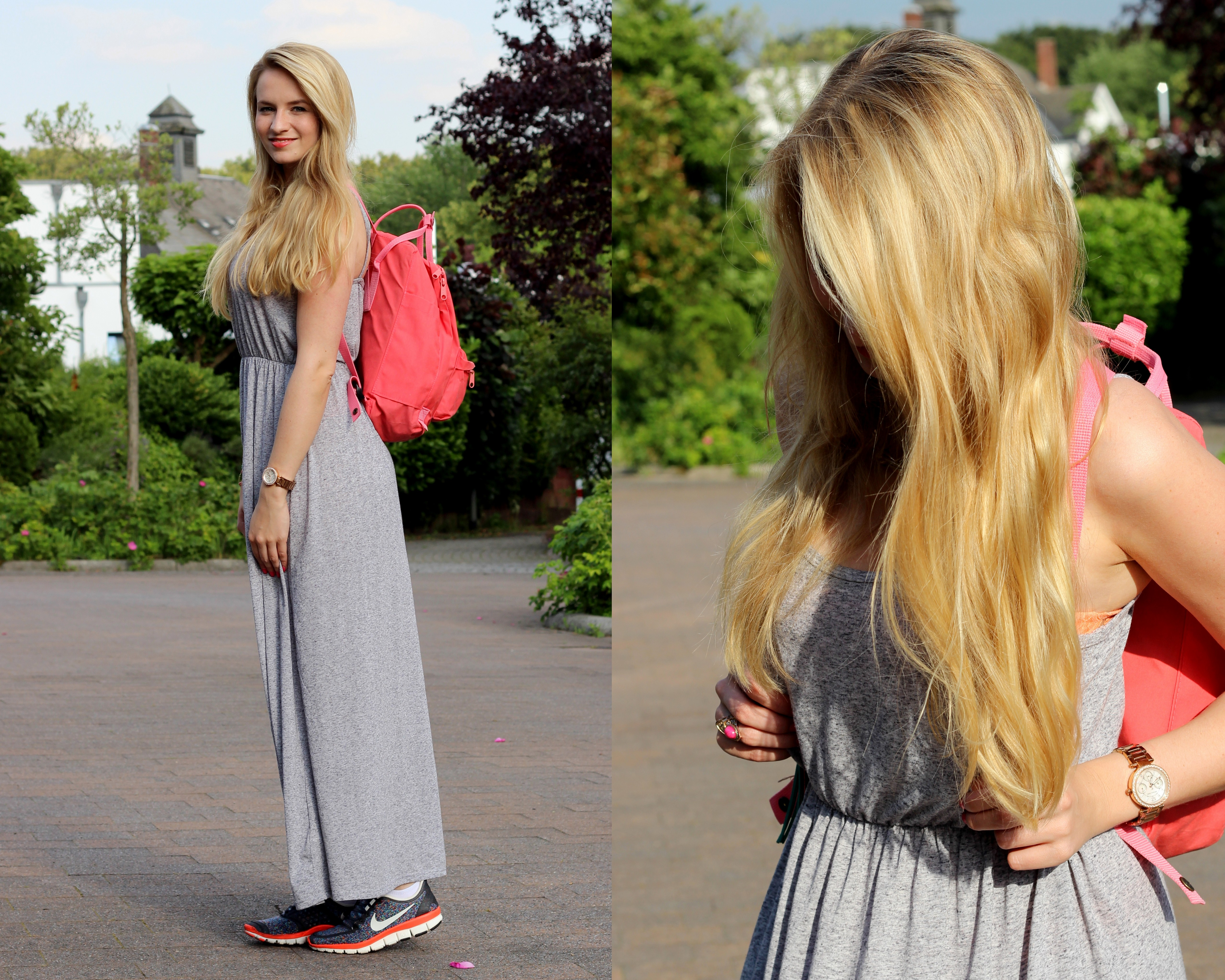 b18f04a9e713f0 Outfit: Maxidresses for the win! - MRS. BRIGHTSIDE - Fashion, Travel ...