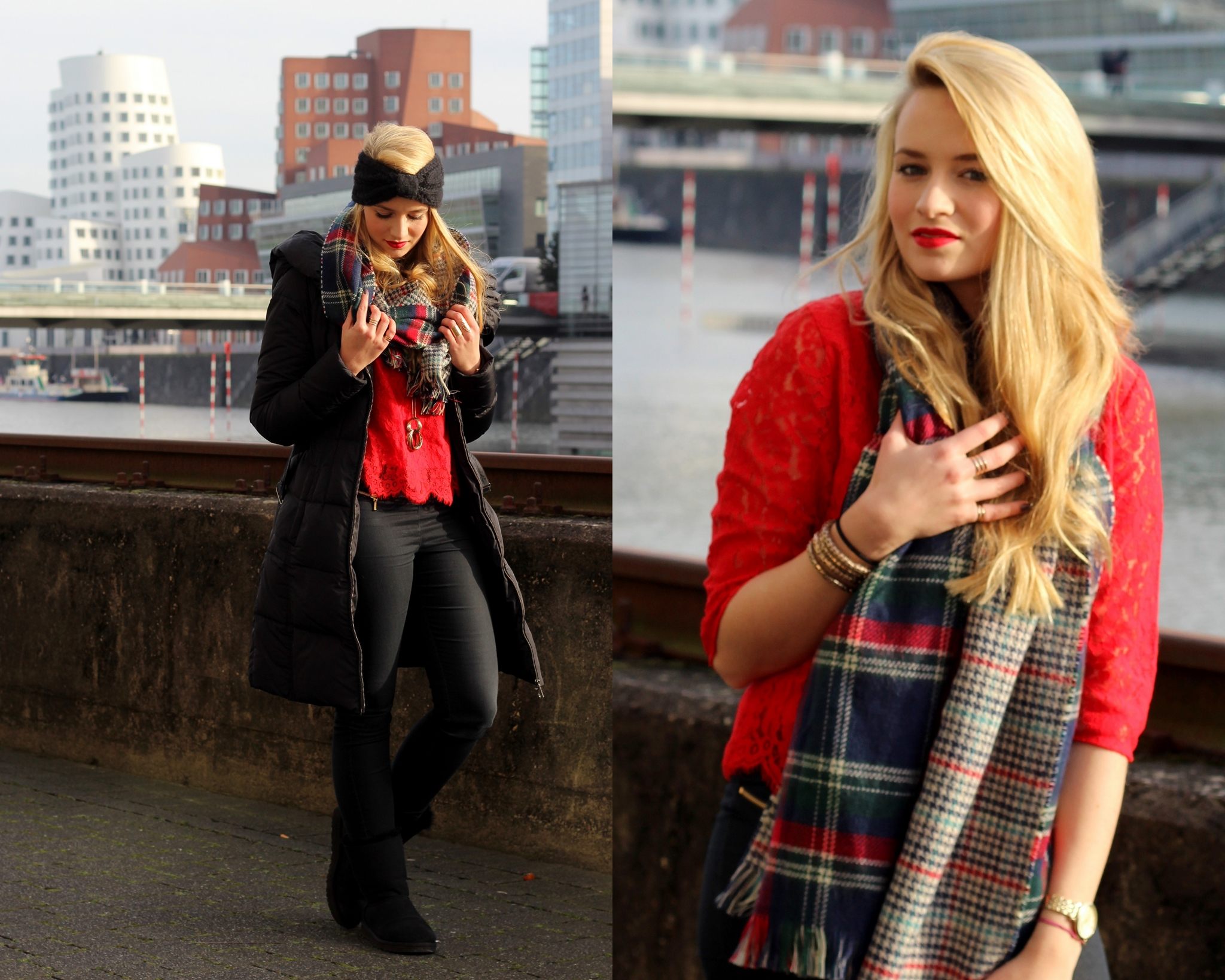 Rot Hafen Outfit-001