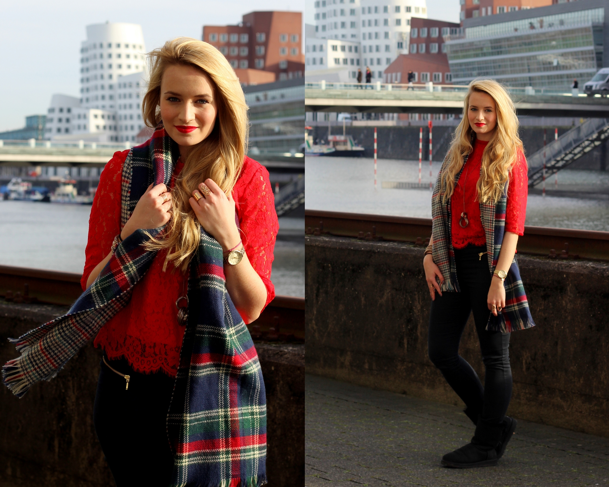 Rot Hafen Outfit-004