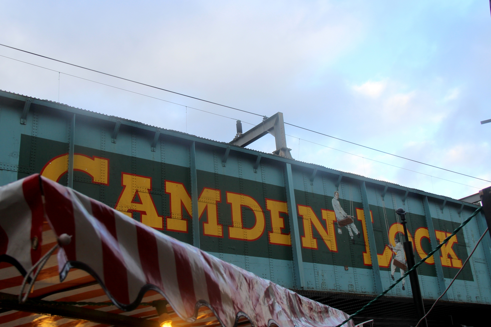 Travel: London Daily Diary 1 - Camden Lock Market - MRS. BRIGHTSIDE ...