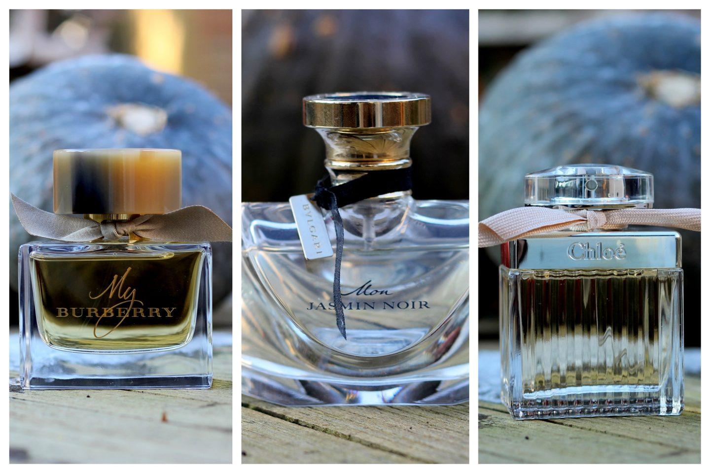 Neue Parfüms