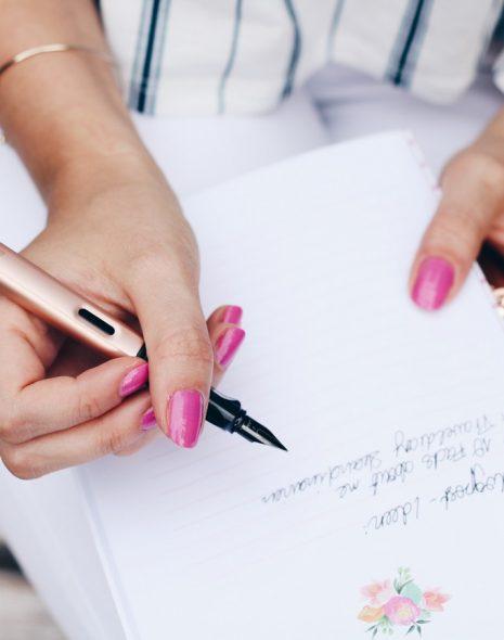 Mrs. Brightside Lamy Kooperation Handschrift Handwriting Füller Stifte Notizen Lifestyle Post Blogger