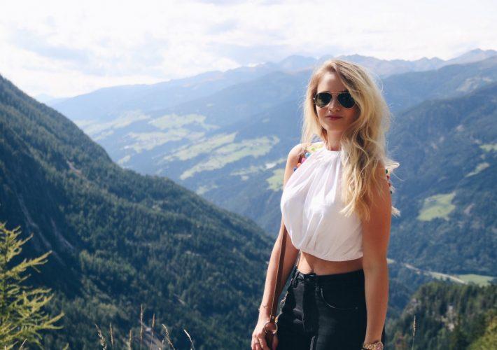 Mrs. Brightside Rosavivi Blogger Österreich Lienz Lavant Dolomitenhütte Bergwelt Mandeln Promotion Travel 5