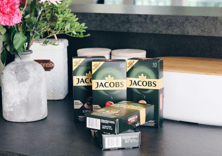 Jacobs Kaffee Kaffeekapseln Aluminium Test Blogger Erfahrungsbericht Review Mrs. Brightside Rosavivi Blog
