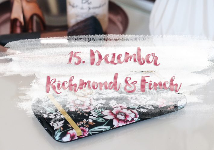 Mrs. Brightside Blogger-Adventskalender Blogger Blog Hamburg Adventskalender Gewinnspiel iPhone Case Richmond & Finch Handy Hülle 4