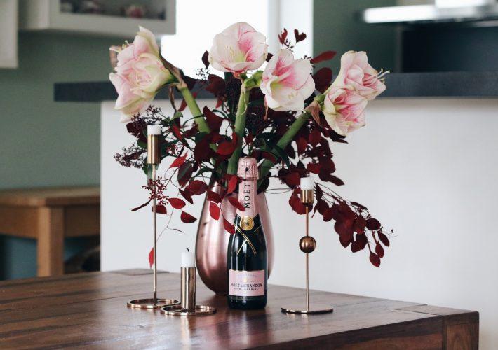 Mrs. Brightside Blogger Blog Hamburg Liebe verschenken Blume2000.de Adventsstrauß Nikolaus 6