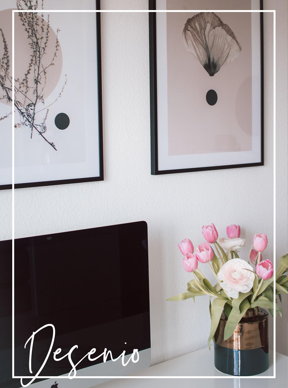 3 Tipps für deine Posterwand - Deko-Update mit Bildern von ...