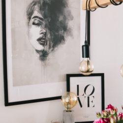 Inspiration für deine Wohnzimmerwände –…