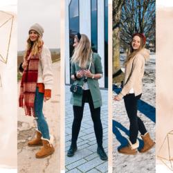 22 Outfit Ideen aus Herbst…